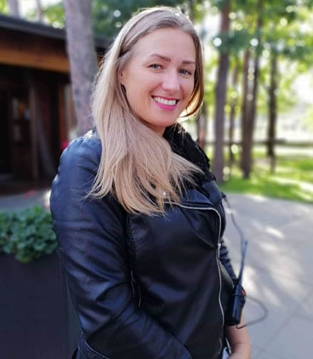 Manager Sylwia