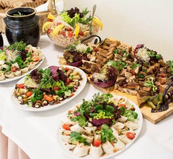 Catering stół